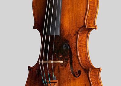 Il Cannone of Paganini interpretation